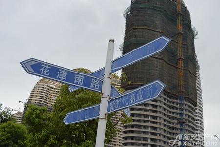 伟星长江之歌交通图