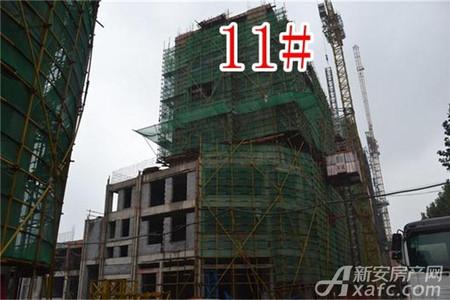 东成国际广场工程进度