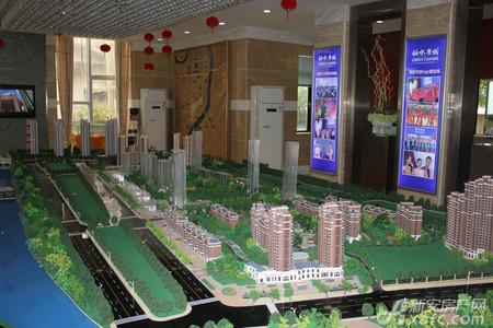 丽水康城实景图
