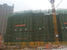 高速铜都天地高速铜都天地10月项目进度2#公寓建到8层左右