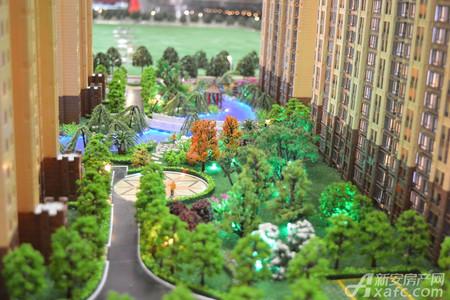 迎春颐和城实景图