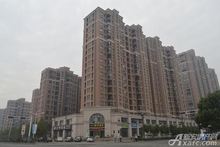 钱江江畔尚城实景图