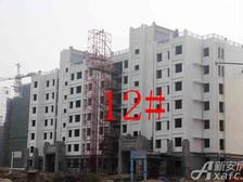 星洲国际城星洲国际城12#楼11月项目进度