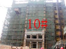星洲国际城星洲国际城10#楼11月项目进度
