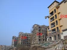 淮北凤凰城凤凰城11月项目进度48#至51#即将竣工