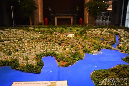 雨润金桂园实景图