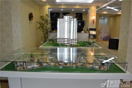 云鼎大厦实景图